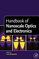 Handbook of Nanoscale Optics and Electronics