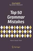 Top 50 Grammar Mistakes PDF