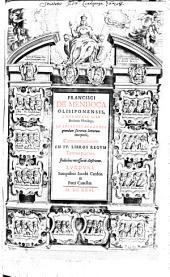 Commentarii in quatuor Libros Regum: Volume 1