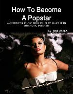 How To Become A Popstar