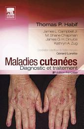 Maladies cutanées : diagnostic et traitement: Édition 2