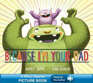 Because I m Your Dad Book