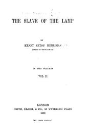 The Slave of the Lamp: Volume 2