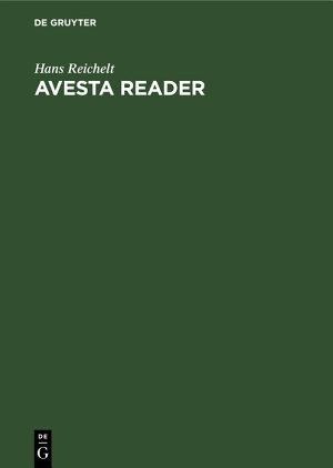Avesta reader
