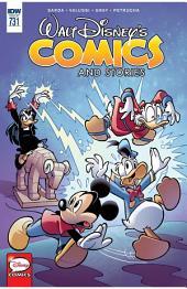 Walt Disney's Comics and Stories #731