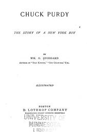 Chuck Purdy: The Story of a New York Boy