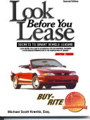 Look Before You Lease