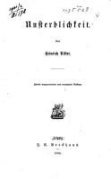 Unsterblichkeit PDF