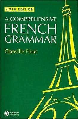 A Comprehensive French Grammar