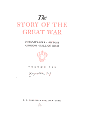 The story of the great war: with complete historical record of events to date, Volume 7