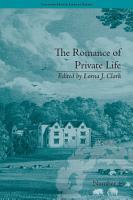 The Romance of Private Life PDF