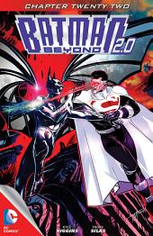 Batman Beyond 2.0 (2013- ) #22