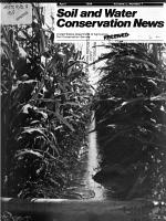 Soil   Water Conservation News PDF
