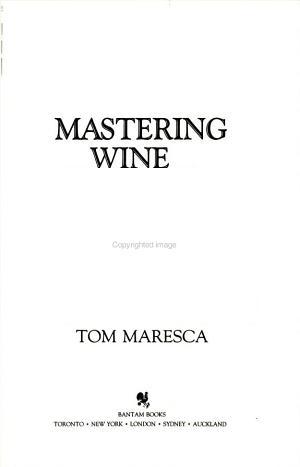 Mastering Wine PDF