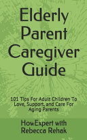 Elderly Parent Caregiver Guide PDF