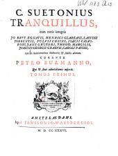 C. Suetonius Tranquillus,