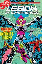 Legion of Super-Heroes (1984-) #18
