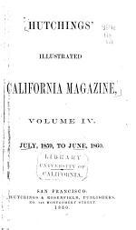 Hutchings' Illustrated California Magazine