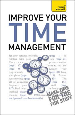 Improve Your Time Management  Teach Yourself