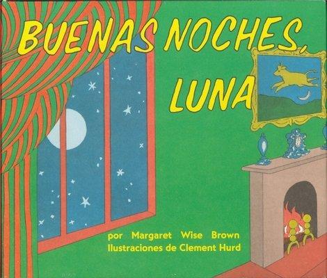 Goodnight Moon Board Book (Spanish edition)