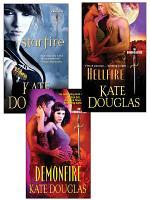 Kate Douglas DemonSlayer Bundle  Starfire  Demonfire  Hellfire PDF