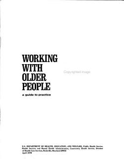 Working with Older People PDF
