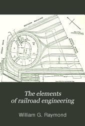 The Elements of Railroad Engineering