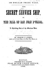 The Secret Service Ship; Or, The Fall of San Juan D'Ulloa: A Thrilling Tale of the Mexican War