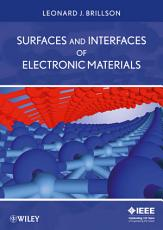Surfaces and Interfaces of Electronic Materials PDF