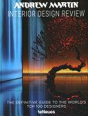 Andrew Martin  Interior Design Review  Vol  24 PDF