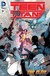 Teen Titans (2014-) #10