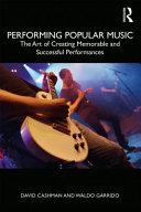Performing Popular Music PDF