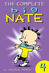 The Complete Big Nate   4 Book