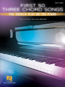 First 50 3 Chord Songs You Should Play on Piano PDF