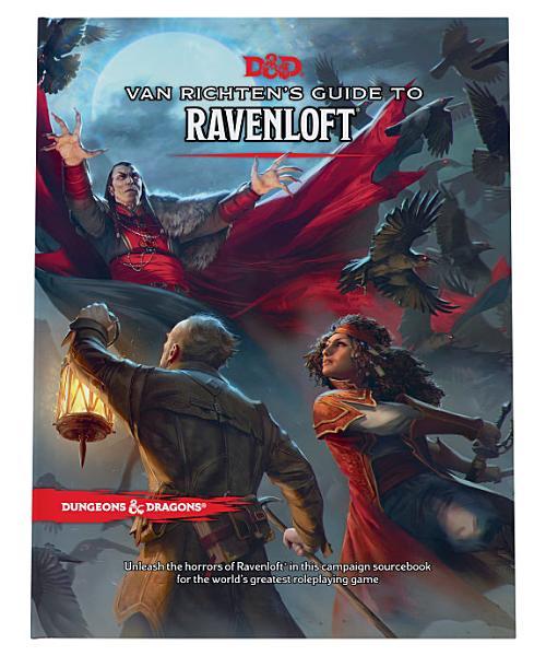 Download Van Richten s Guide to Ravenloft  Dungeons and Dragons  Book