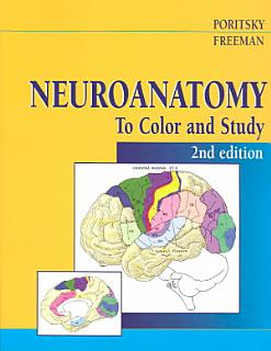 Neuroanatomy to Color and Study Book