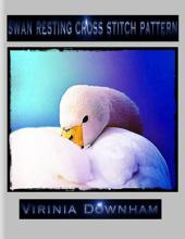 Swan Resting Cross Stitch Pattern