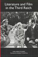 Literature and Film in the Third Reich