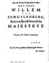 Hollands Rou-Troost op de Overkomst van ... Willem de III