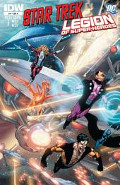 Star Trek: Legion of Super-Heroes #4