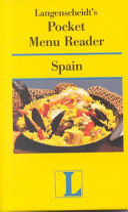 Pocket Menu Reader Spain