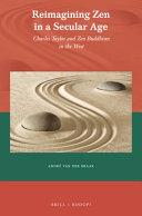 Reimaging Zen in a Secular Age PDF