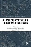 Global Perspectives on Sports and Christianity PDF