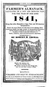 The Farmer's Almanack: Issue 36
