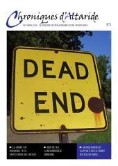 Chroniques d'Altaride n°005 Octobre 2012: La Mort