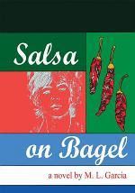 Salsa on Bagel