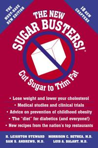 The New Sugar Busters  Book