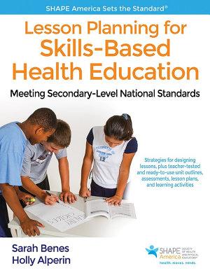 Lesson Planning for Skills Based Health Education PDF