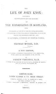 Life of John Knox     The fifth edition PDF