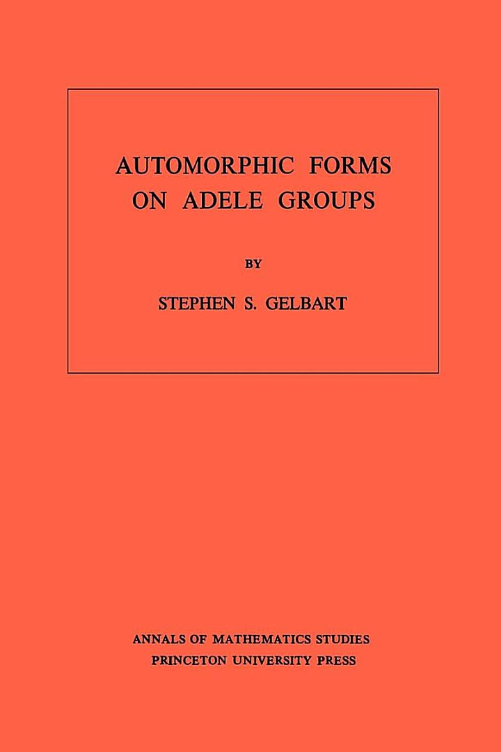 Automorphic Forms on Adele Groups